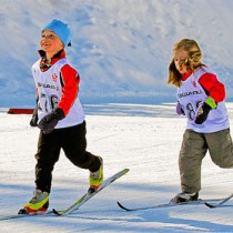 Youth-Skiing
